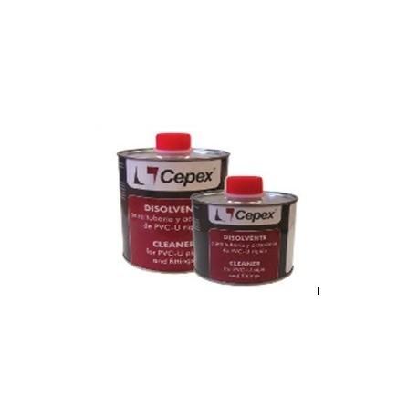 Limpiador / Disolvente de tubos y piezas de PVC
