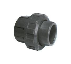 Enlace tres piezas encolar hembra PVC presion