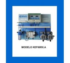 Panel dosificacion piscina ajuste de ph y redox / cloro Kripsol