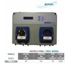 Panel dosificacion control redox y ph compacto Kripsol