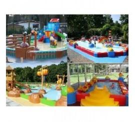 Piscinas parques infantiles mod. piscinas prefabricadas