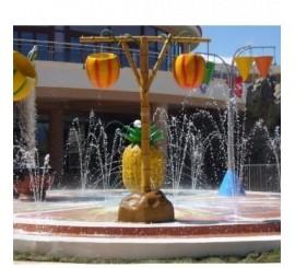 Frutos parques infantiles mod. frutos colgantes chorros