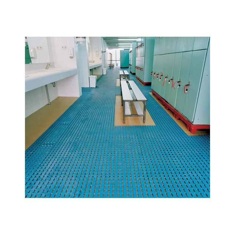 Suelo losetas enrollable antideslizante para piscinas - Suelos antideslizantes para duchas ...