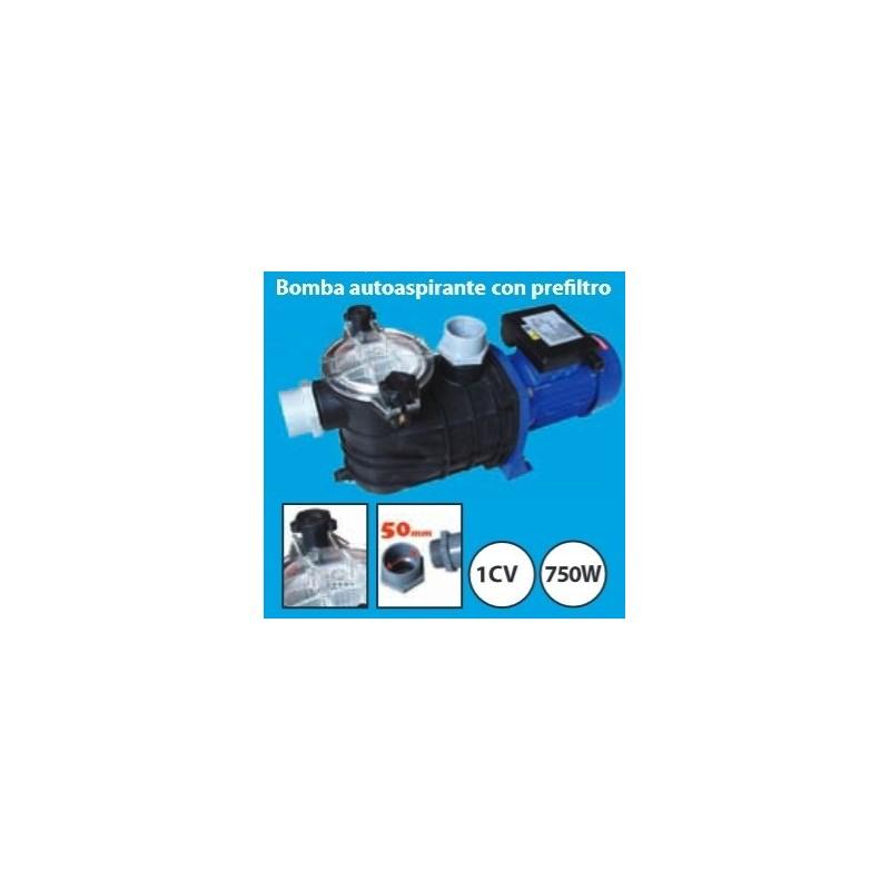 Bomba piscina para depuradoras kripsol astral qp for Depuradoras para piscinas
