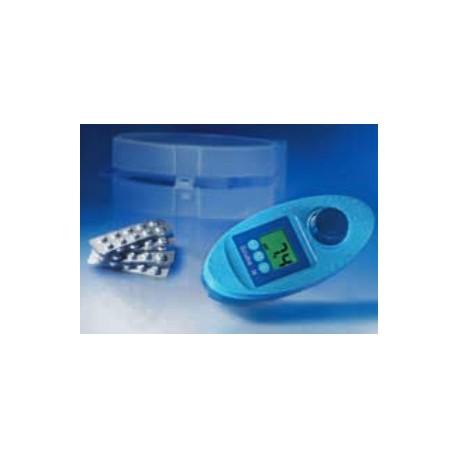 Analizador medidor fotometro electronico Scuba II piscinas