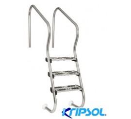 Escalera de facil acceso para  piscina Kripsol AISI 316